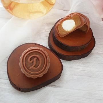 Salted Gula Melaka & Coconut Snowskin Mooncake
