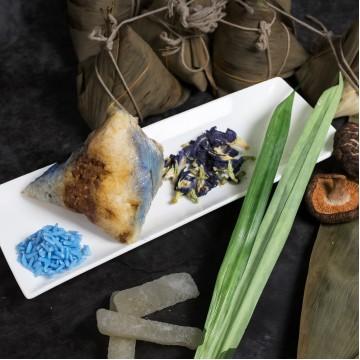 Blue Pea Nonya Dumpling