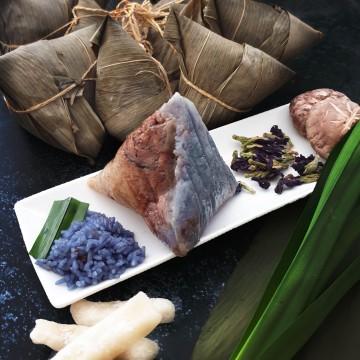*NEW* Vegetarian Blue Pea Nonya Dumpling